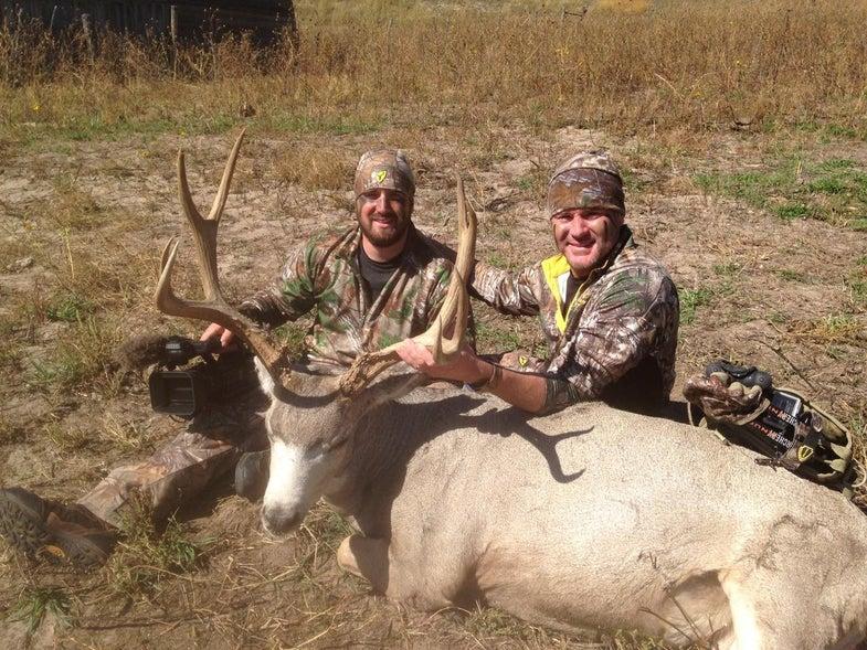 October Lull Beater: Nebraska Mule Deer