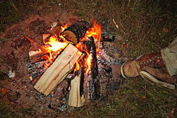 Survival Skills: Three Ways to Keep a Fire Going