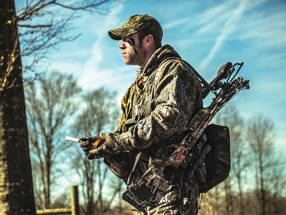 crossbow turkey hunter