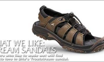 What We Like: Stream Sandals