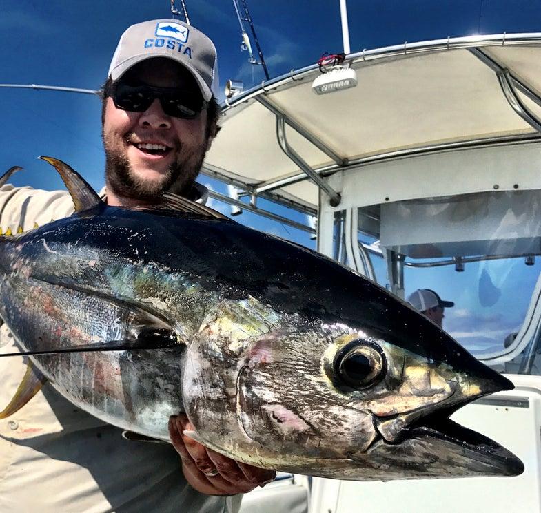 Hook Shots: Tuna North & South