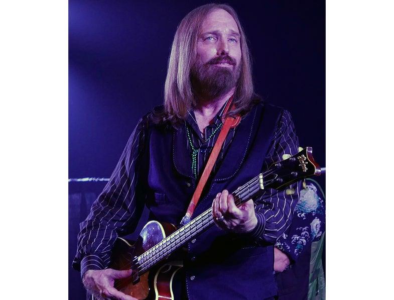 Tom Petty, concert, 2016, mudcrutch, san francisco