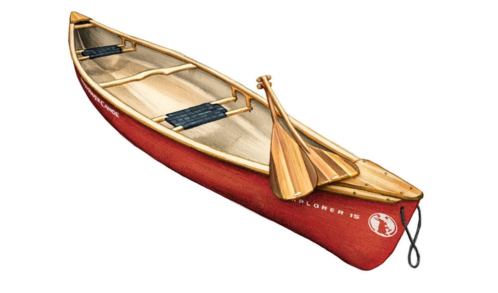 Mad River Canoe Explorer