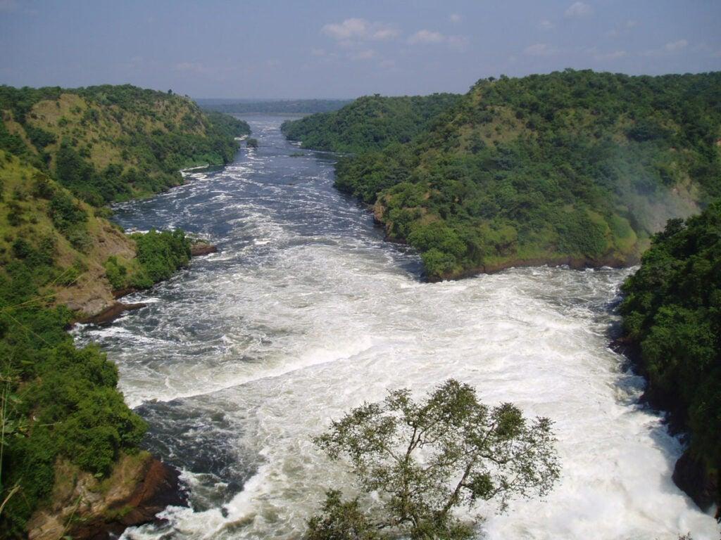 Murchison Falls Africa