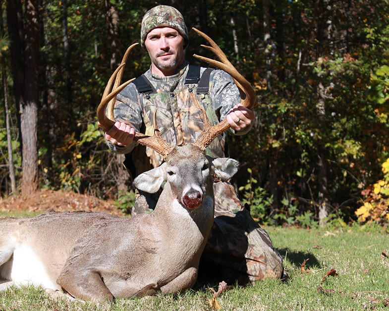 Mature Bucks Are on the Chase