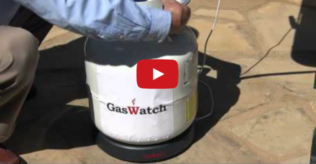 GasWatch: A Smart New Accessory For Grillers