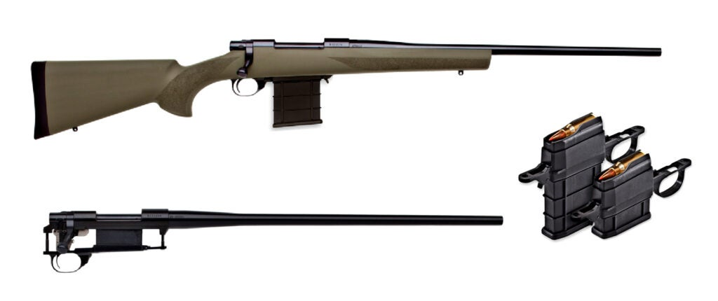 Howa build your own rifle