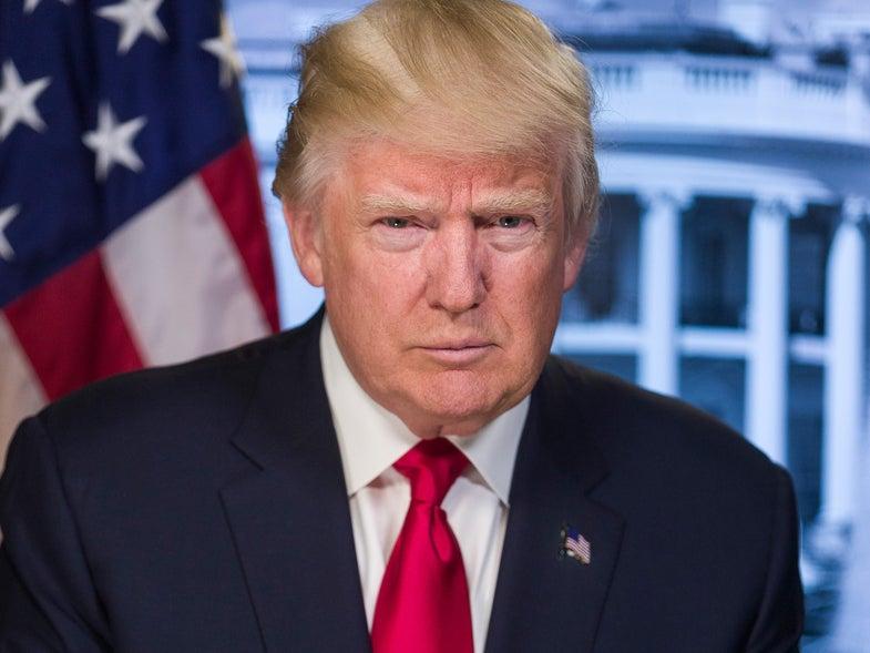 Donald Trump Conservation