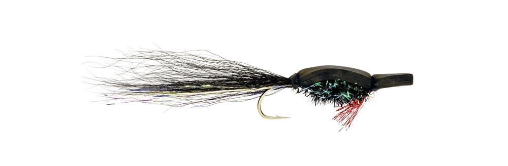 Gartside Gurgler flyfishing lure