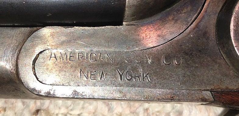 American Gun Co. 12-gauge shotgun