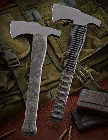 combat axe