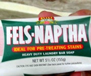 Home Remedy for Itch Relief: Fels-Naptha Laundry Soap