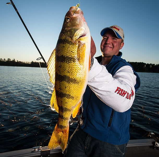 Perch Fishing: How to Catch Prespawn Slabs