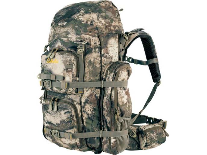cabelas multi day hunting pack