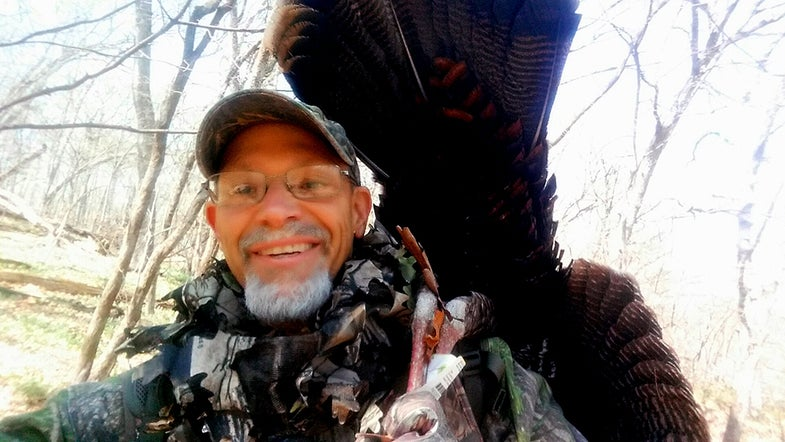 Tagging Out Early on a Turkey Hunt