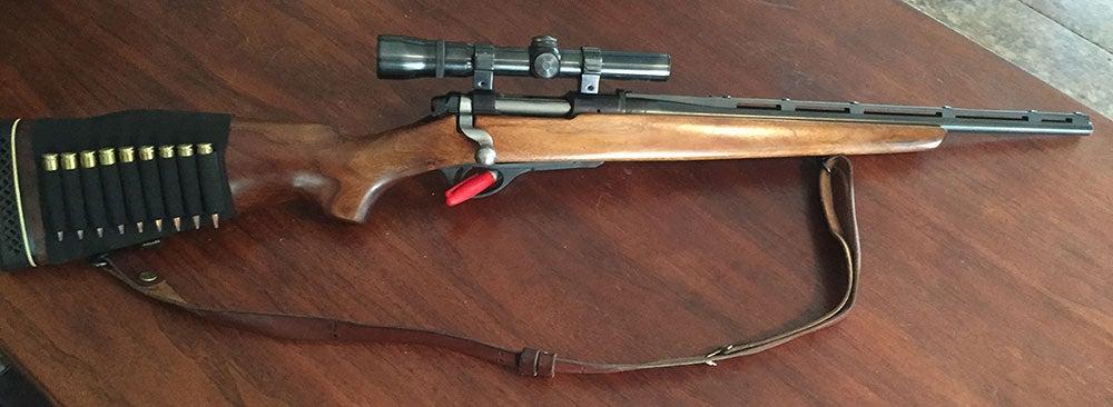 remington 600
