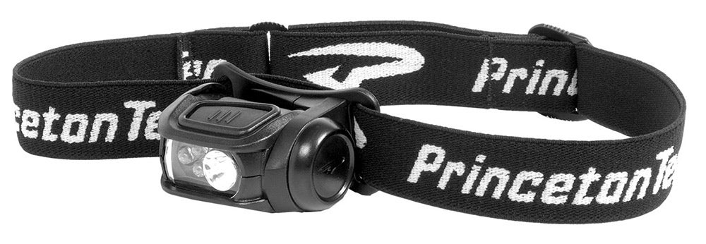Princeton Tec Remix Pro RGB Headlamp