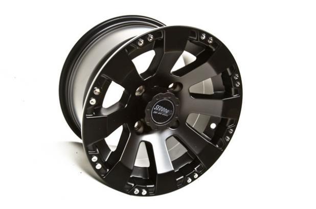 ATV Gear Review: Sedona Spyder Wheel