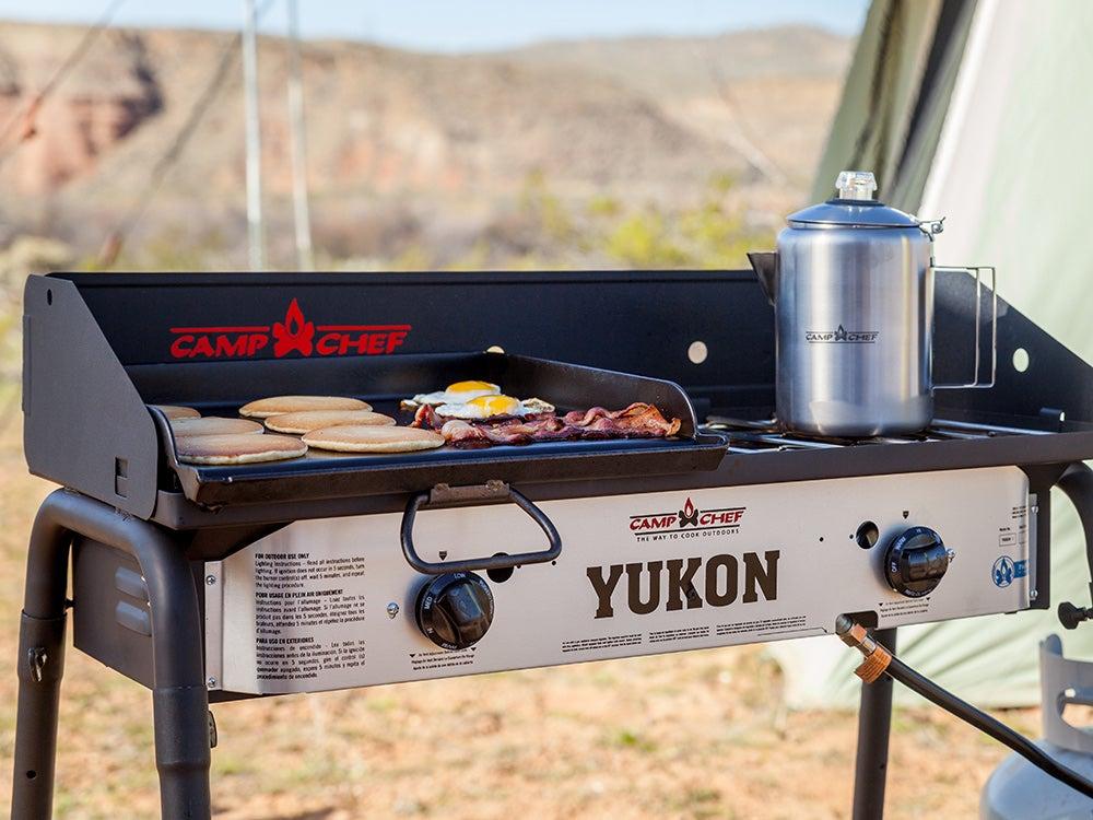 Camp Chef Yukon Two-Burner Stove