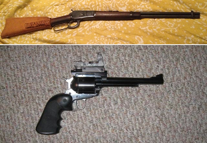 Gunfight Friday: Rossi 357 Carbine vs. Ruger Super Blackhawk