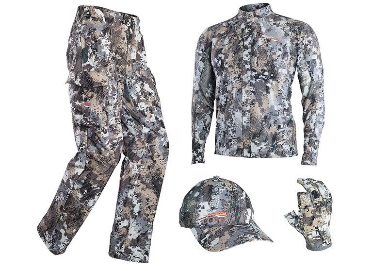 sitka early season whitetail gear