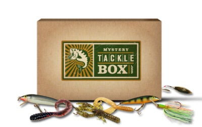 Mystery Tackle Box 12-Month Subscription