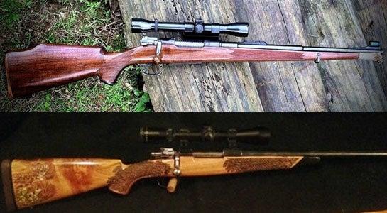 Gunfight Friday: Custom Mausers