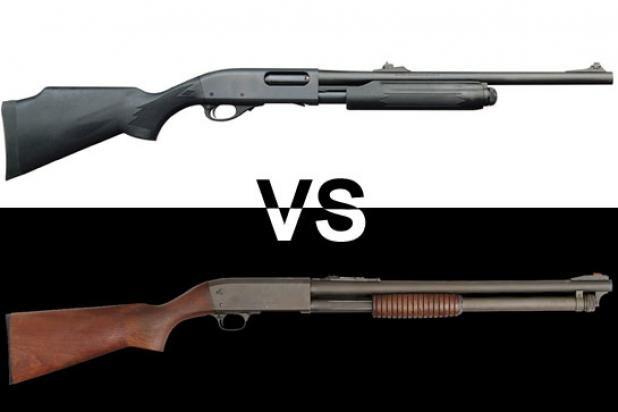 March Madness Championship: Remington 870 vs Ithaca Deerslayer