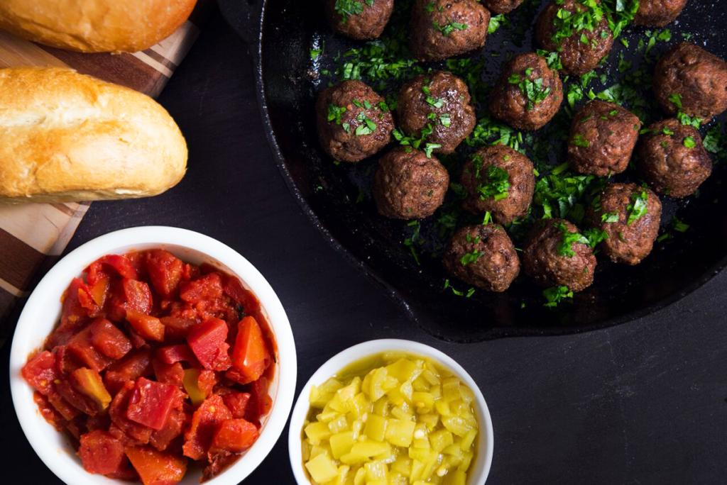 meatball recipes, venison meatballs, venison recipes