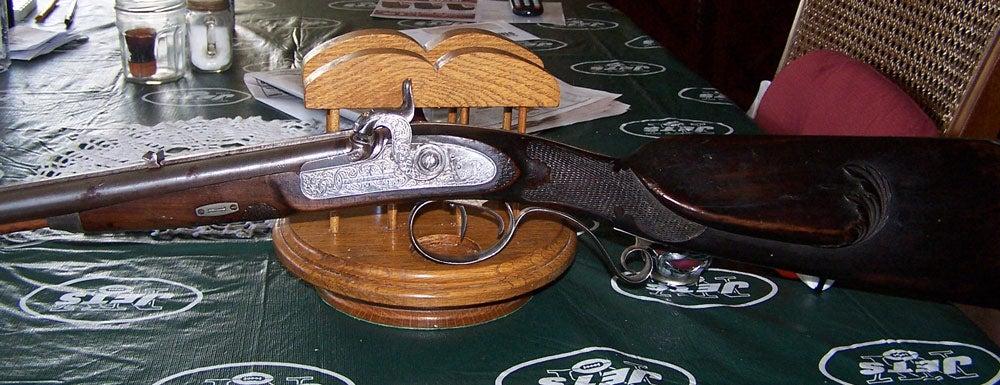 Dickore cape gun