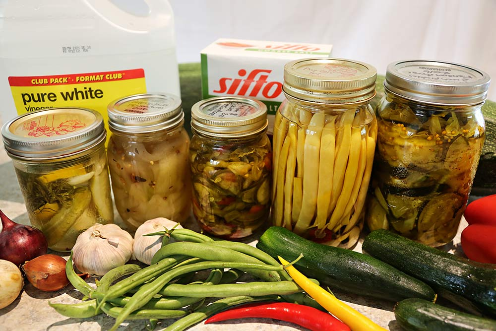 5 Pickling recipes for wild game cooking