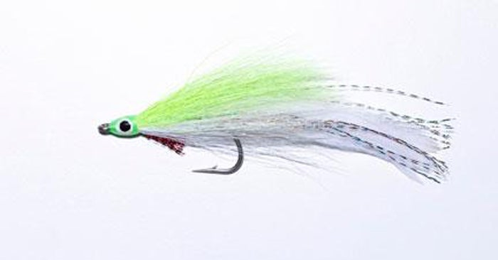 Close Calls: Hooked in the Eye With a Lefty's Deceiver