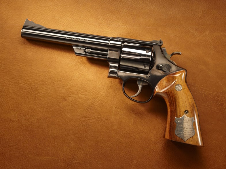 Blasts From the Past: Dirty Harry's S&W Model 29