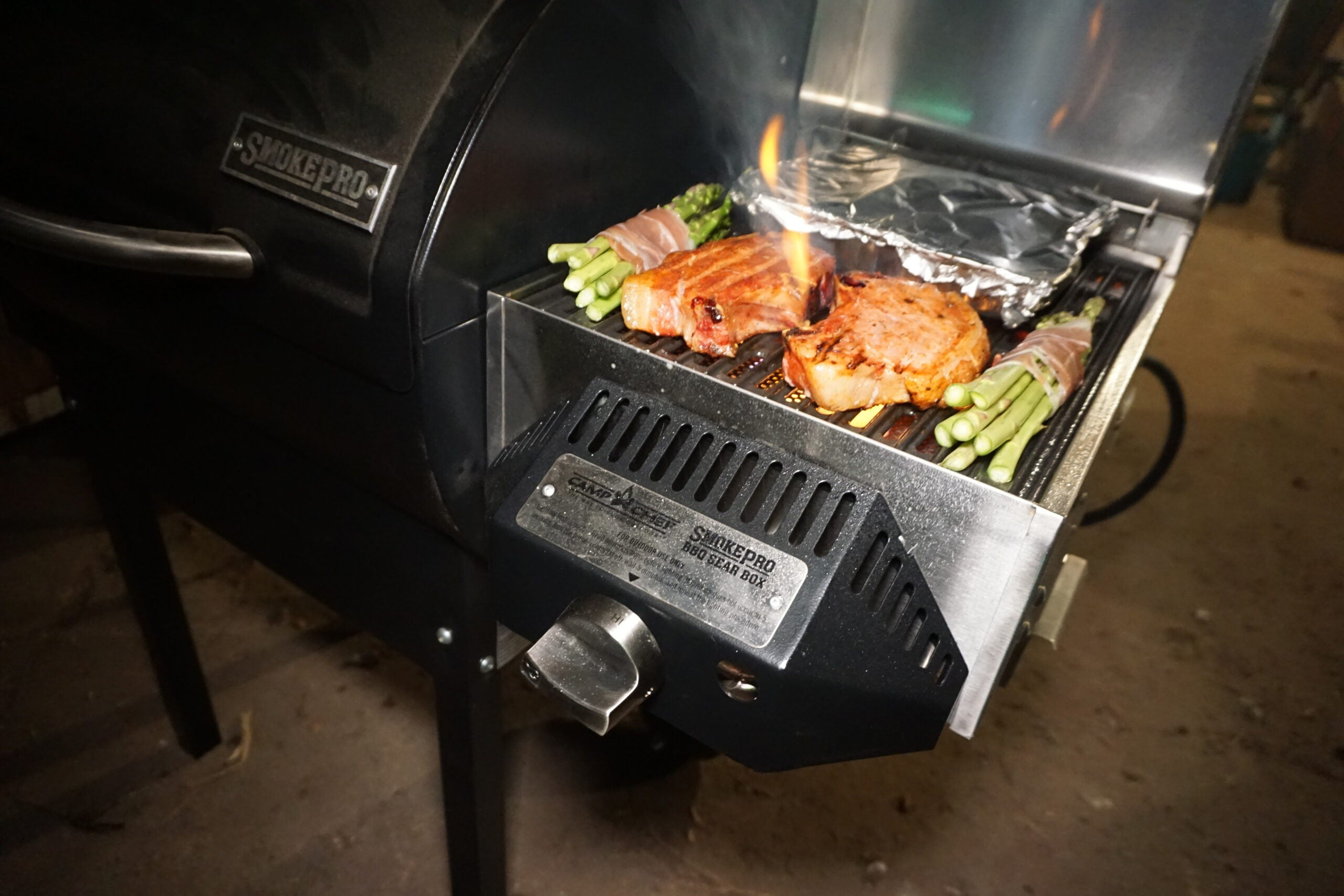 Gear Review: Camp Chef Smoke Pro BBQ Sear Box