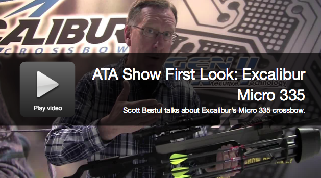 ATA Show First Look: Excalibur Micro 335