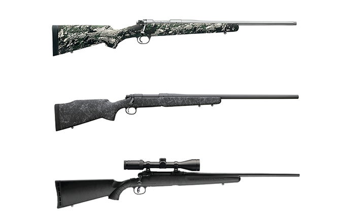 New Rifles: 3 Do-It-All Guns