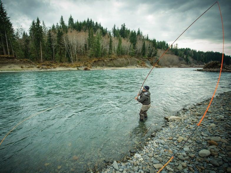 fishing, spey fishing, spey casting,