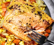 Recipe: Cedar-Roasted Char