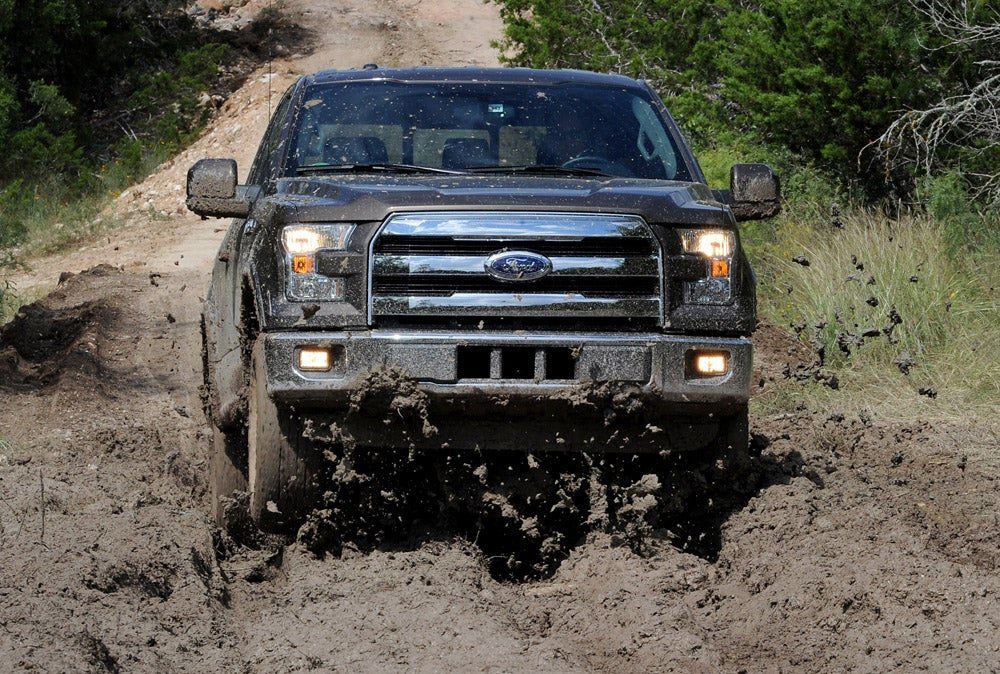 First Look: 2015 Ford F150