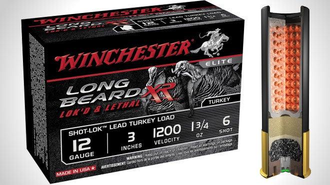 Winchester Long Beard Load Dominates Turkey Target Contest