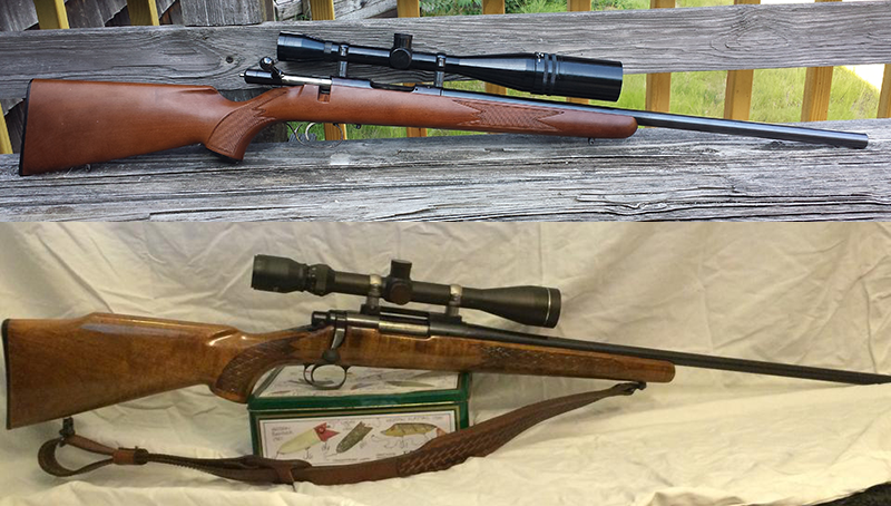 Gunfight Friday: The .222 Twofer
