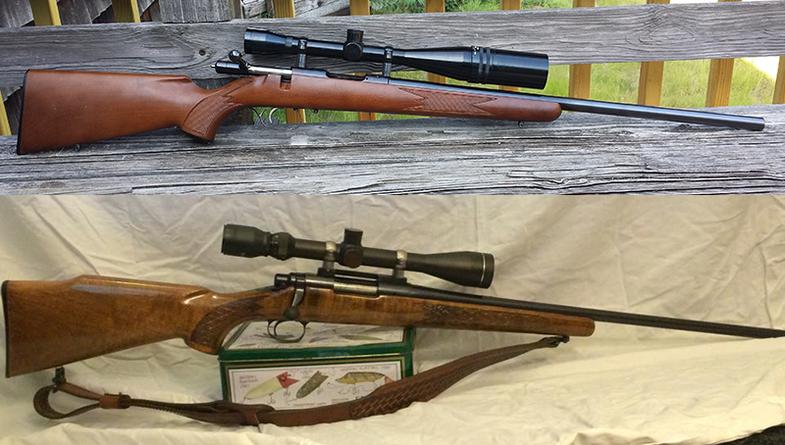 Gunfight Friday: The .222 Twofer