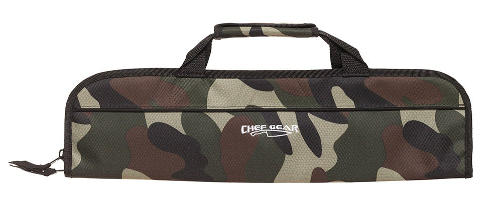 Camouflage Knife Roll