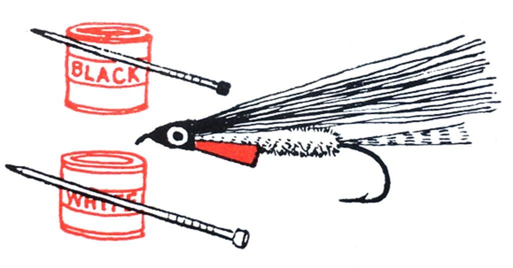 streamer fly tips