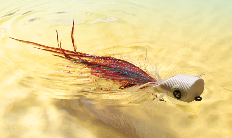 Fly Fishing: Explosive Popper Tactics for 5 Species, Besides Trout