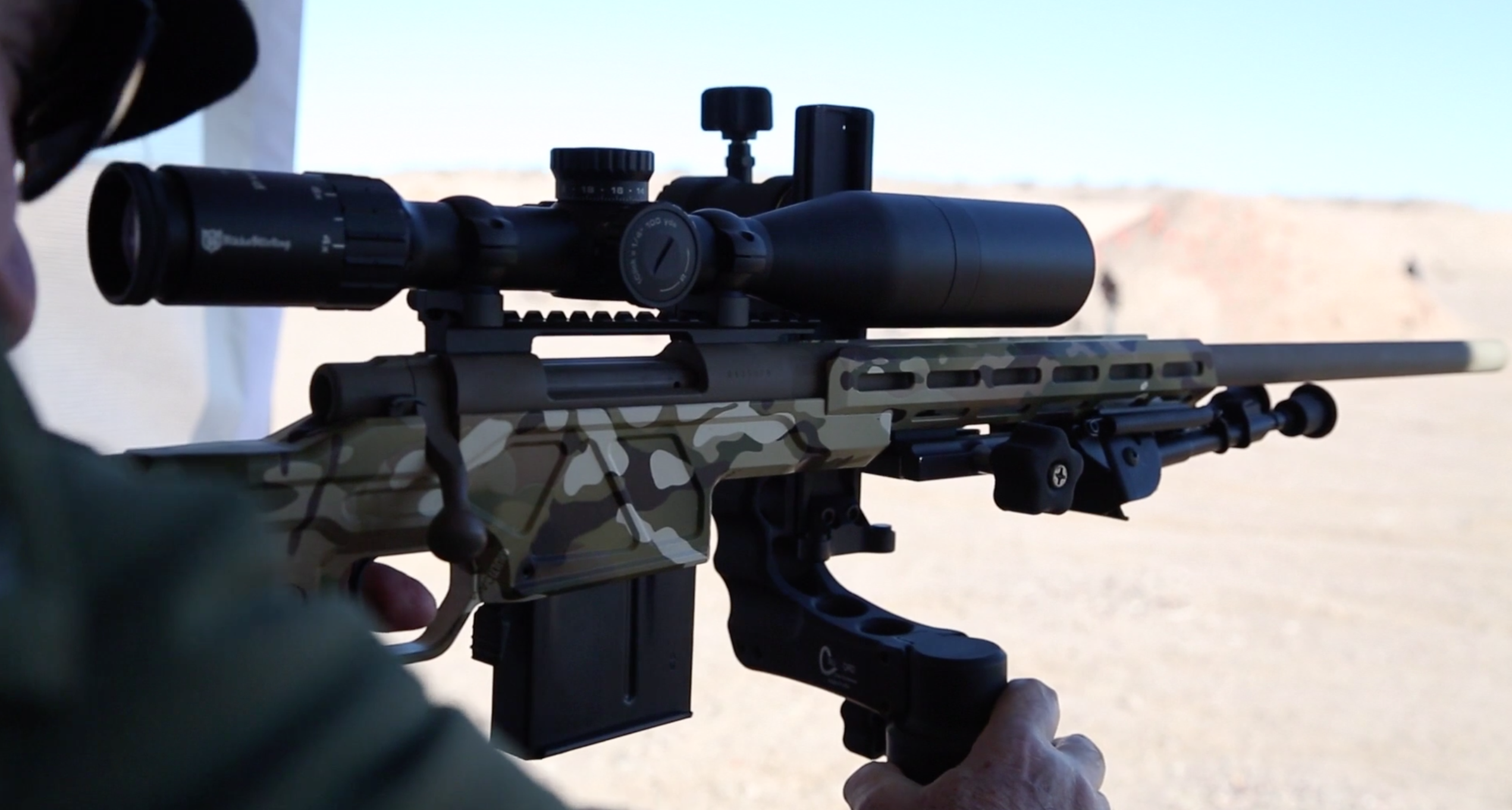 Changing Fashions in Rifles and Shooting