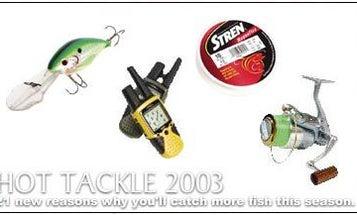 Hot Tackle 2003