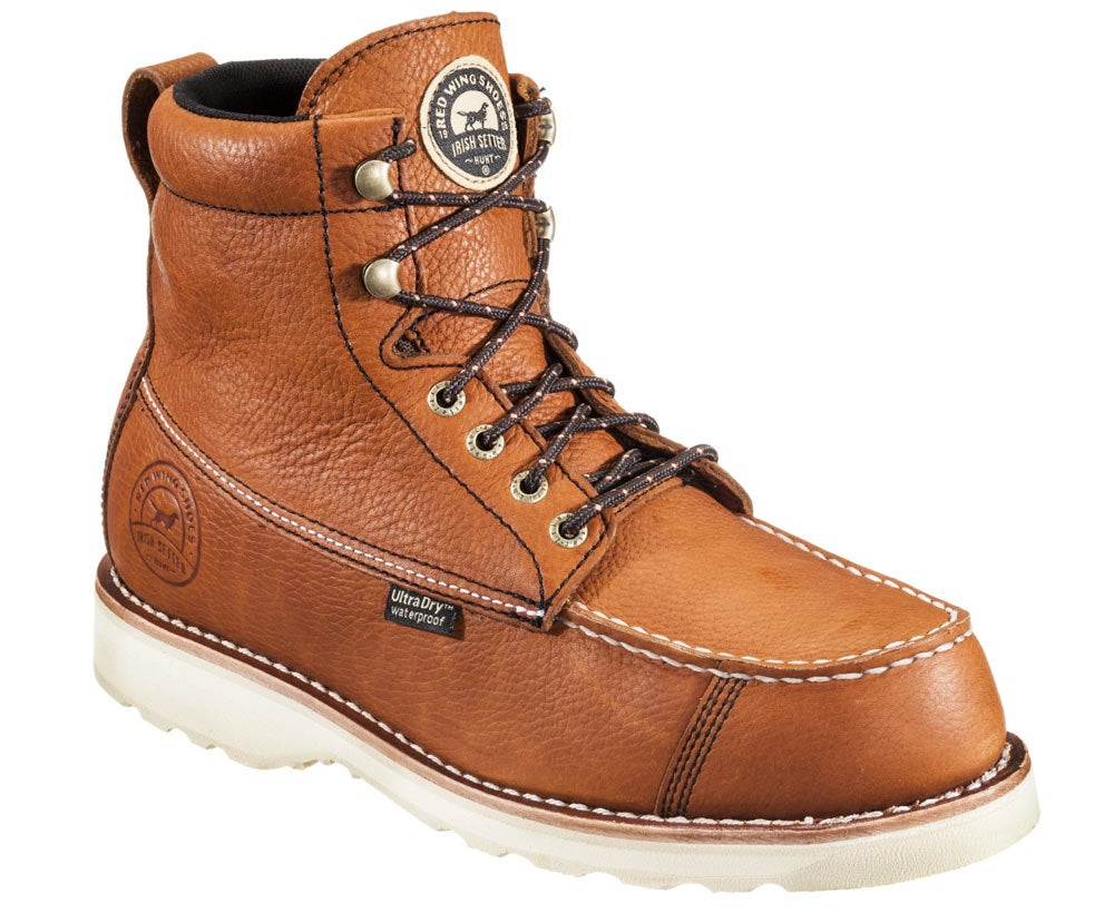 Irish Setter Wingshooter Waterproof Upland Hunting Boots for Men