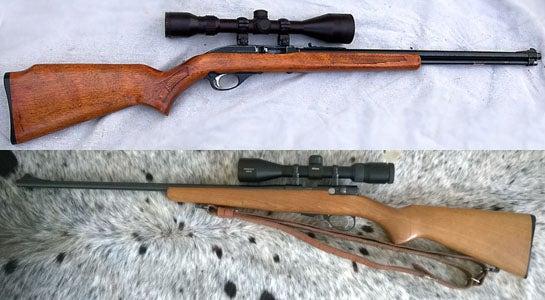 Gunfight Friday: Marlin vs. Musgrave
