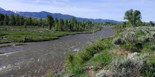 Shed Hunters Swept Away in Wyoming's Gros Ventre River